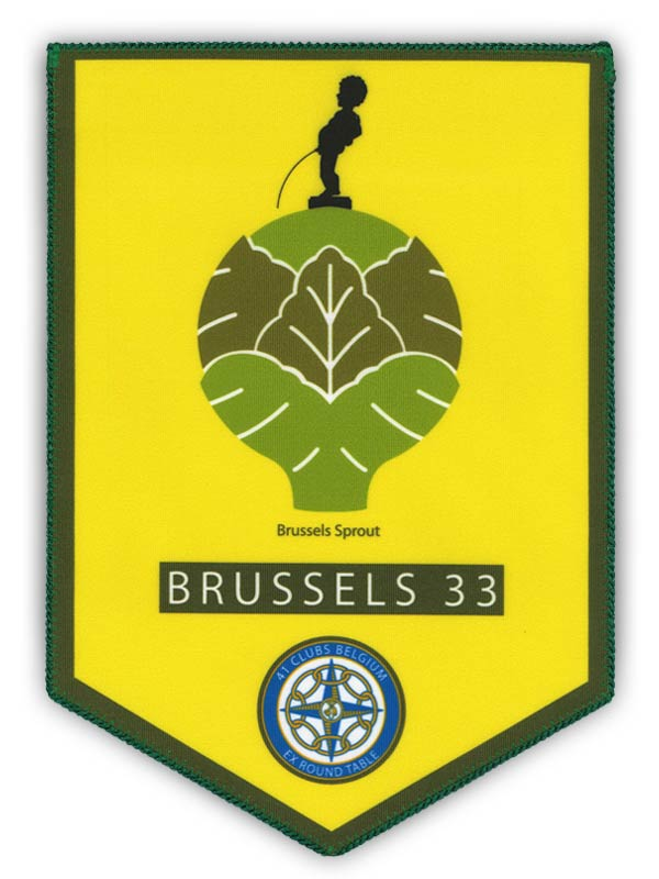 Brussels 33