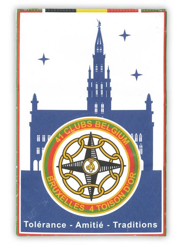 41 Club Bruxelles 4 Toison d'Or