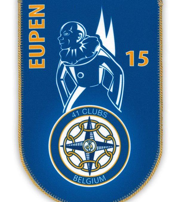 fanion Eupen 15
