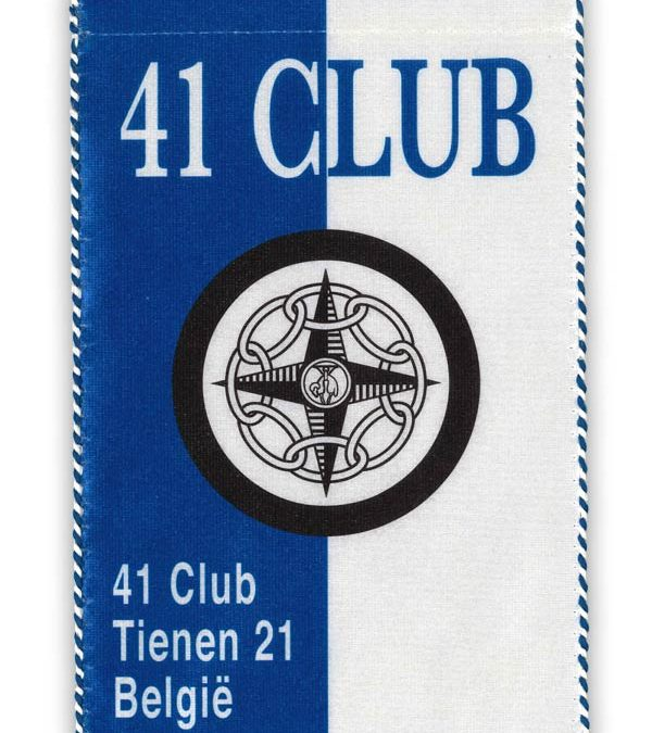 fanion Tienen 21