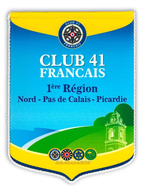 1ère région Nord - Pas de Calais - Picardie