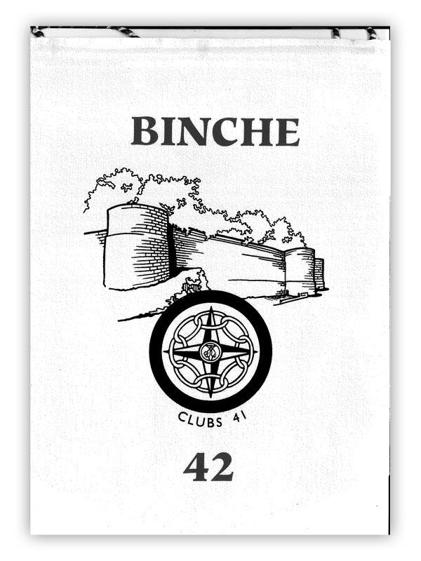 Fanion Chimay 39